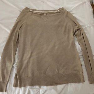 Banana Republic Beige Women's Sweater